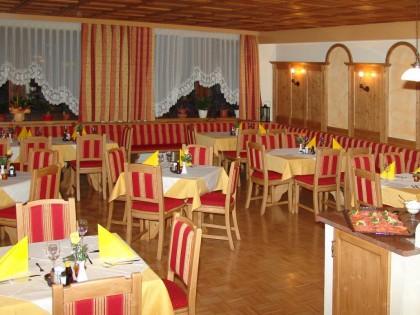 Frühstücksraum für Hotel