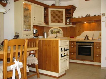 Einbauküche Modell TAUERN