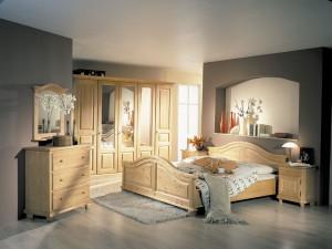 Angebot Oktober: Schlafzimmer TRIENT zum Angebotspreis von € 2.898.-