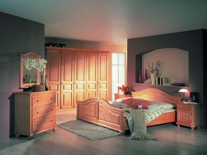 Schlafzimmer TRIENT in Fichte Rosner Hartwachs