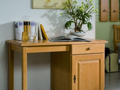 Schreibtisch FÜGEN in Fichte Rosner matt lackiert