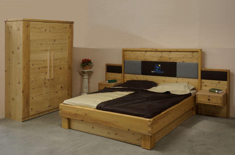 Schlafzimmer NOCKBERGE in Altholz