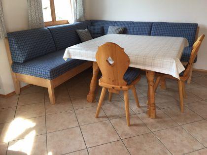 Sofa SIENA als Eckbank ohne Armteile