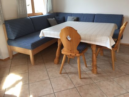 Sofa KREUTH als Eckbank ohne Armteile