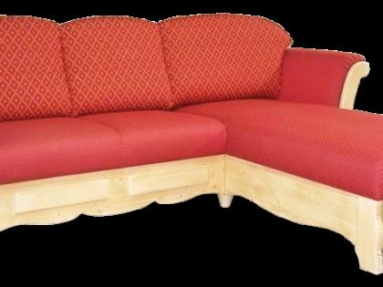 Sofa STARNBERG mit Anbauhocker