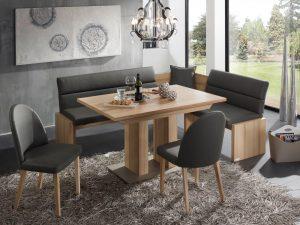 Angebot Juli: Tischgruppe LADY zum Angebotspreis von € 3.950.-